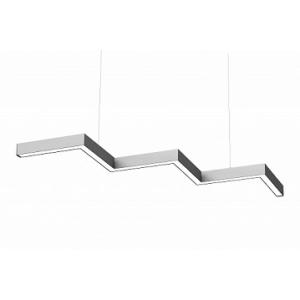 Дизайнерский светодиодный светильник LINER ZIG 20
