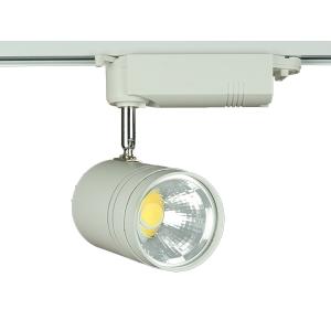 Однофазный трековый светильник TRV-5010 15Вт