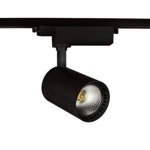 Однофазный трековый светильник TRV-5016    30Вт